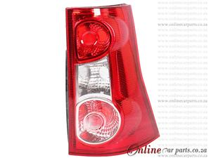 Nissan NP200 08- Right Hand Side Tail Lamp