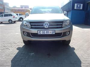 2012 VW Amarok 2.0TDI 4Motion