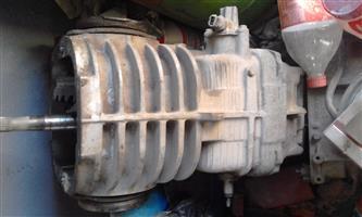 VW T3 combi gearbox