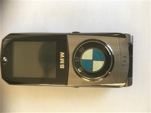 BMW cellphone