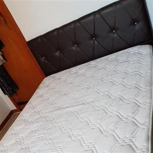 Imported Queen Sized Bed For Sale