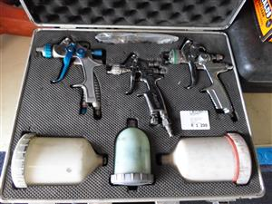 Spray Tools