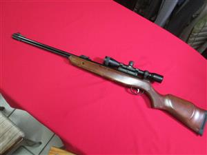 For Sale: Air Rifle, Underlever