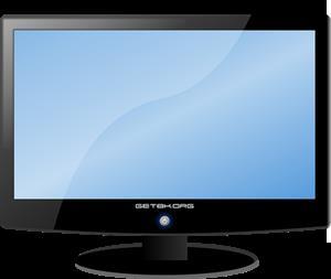 Small Flat Screen TV for SASSA Pensioner at MOTH centre