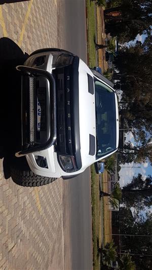 2014 Ford Ranger 3.2 double cab 4x4 XLT auto