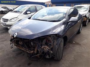 2014 Renault Megane 1.4TCe GT Line Accident Damaged