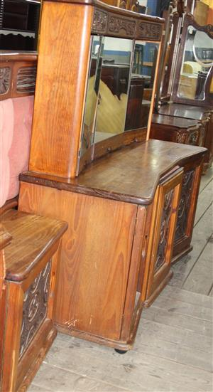 S035351C 3 Piece bedroom suite #Rosettenvillepawnshop