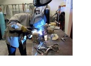 ARCH WELDING TRAINING AT LTC CENTRE IN NELSPRUIT