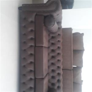 3 seater Chesterfield on sale
