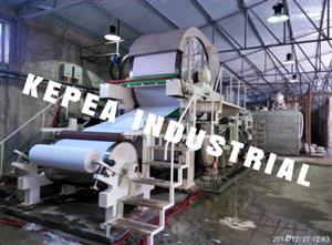 Brand new Toilet Paper Mill