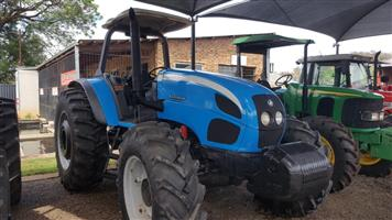 Landini Legend 140 4x4 Pre-Owned Tractor