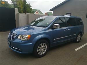 2013 Chrysler Grand Voyager 2.8CRD Limited
