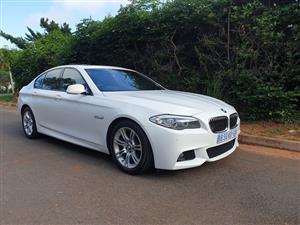 2010 BMW 5 Series 520d M Sport