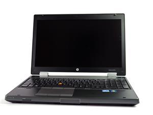 "HP EliteBook 8570w 15.6"" Workstation Laptop, Intel Core i7 2.60GHz"
