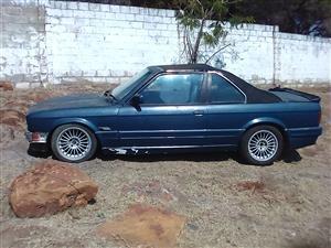 1990 BMW 3 Series 325i M Sport