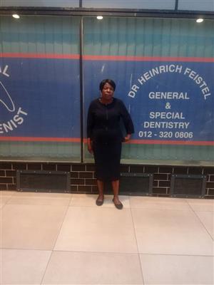 ZIMBABWEAN CAREGIVER /BABYSITTER