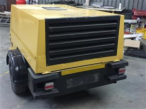 KAESER Air Compressor M50 195 cfm