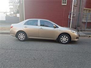 2009 Toyota Corolla 1.4 Advanced