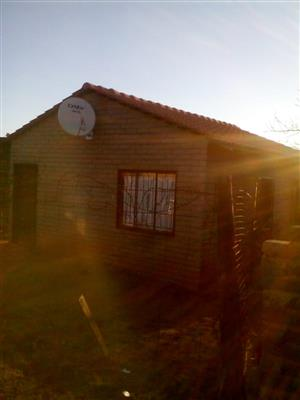 Kagiso West Rand. 2 Bedroom house for sale for only R 139000.