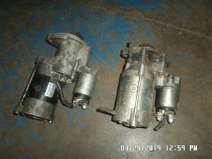Nissan Navara 2.5 starter motor engine for sale