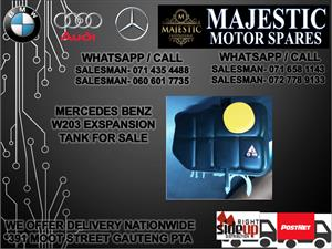 Mercedes benz W203 expansion tank for sale