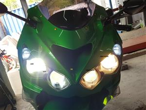 LED Headlight globes Plug & Play 4 500, 5 000 & 6 000 Lumen Bike or Car