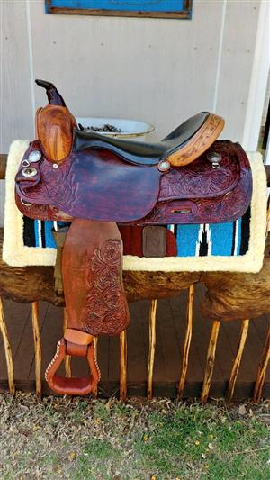 Stunning Western saddles for sale