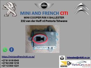Mini cooper r56 xenon control box for sale