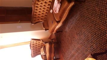 Victorianse lounge suite