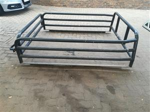 CATTLE RAIL TO FIT TOYOYA HILUX EXTRA CAB 3.0D4D