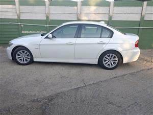 2005 BMW 3 Series sedan 320D SPORT LINE A/T (G20)