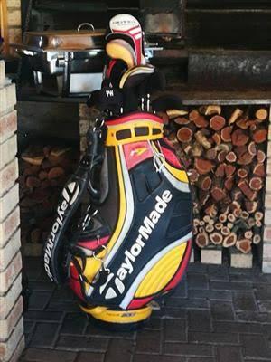 WANTED: TaylorMade Golf Set + Bag