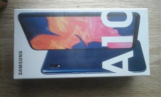 Galaxy A10 for R2000. Brand new, never used  In sealed box   Original phone