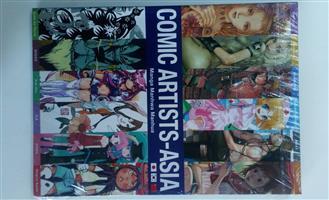 Comic Artists – Asia: Manga Manhwa Manhua