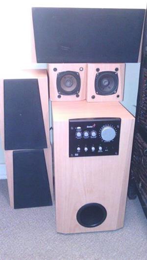 Genisis surround sound