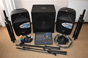 Brand new Full set DJ Equipment for sale
