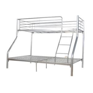 METAL tri bunk beds with mattresses R4800-(YOU CAN PAY AT HOME)
