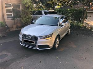 2011 Audi A1 1.2T Attraction