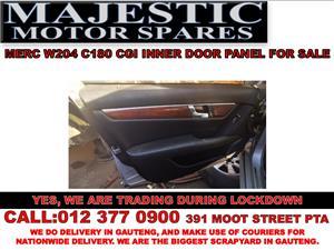 Mercedes benz c18 cgi used door panels for sale