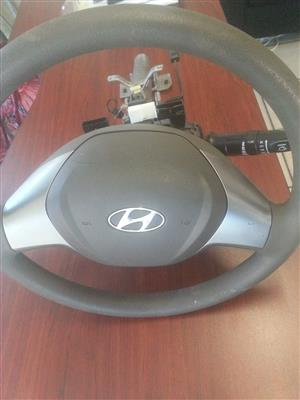 H100 STEERING AND AIRBAG FOR SALE