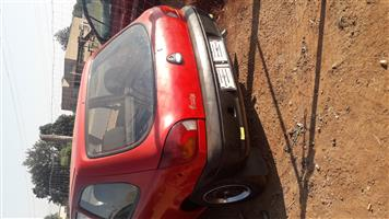 2001 Ford Fiesta 1.4 3 door Titanium