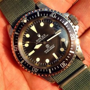 im looking for Rolex submariner