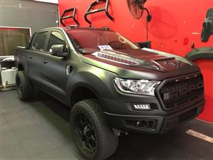 FORD RANGER BONNET SCOOP