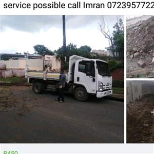 rubble removal garden refuse house junk removal services