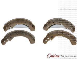Chevrolet Utility 1.4 2012- Brake Shoes