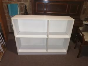 White bookshelve for sale