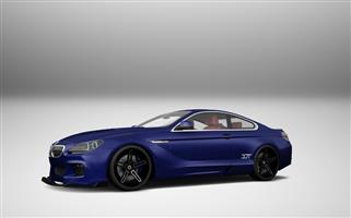 2018 BMW 6 Series M6 Gran coupe