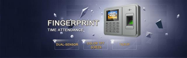 Fingerprint Time and Attendance Devices