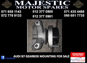 Audi B7 gearbox mounting for sale