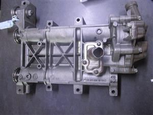 MERCEDES BENZ W204 OIL PUMP